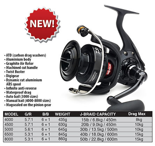 Picture of Daiwa BG Magseal