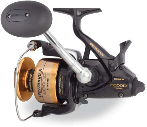 Picture of SHIMANO Baitrunner S/Water 8000D