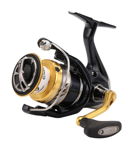 Picture of SHIMANO Nasci 4000FBXG
