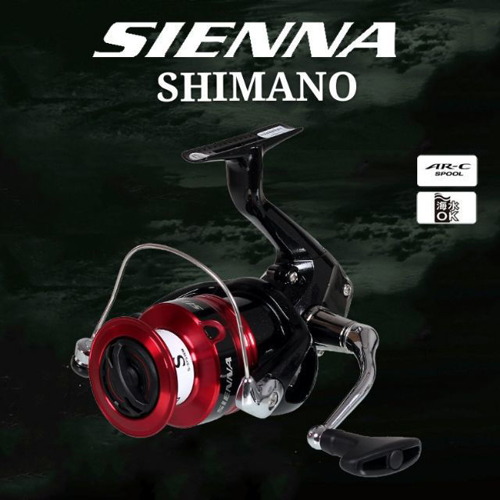 Picture of SHIMANO Sienna C3000FG
