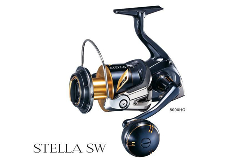 Picture of SHIMANO Stella SW 8000HG-C