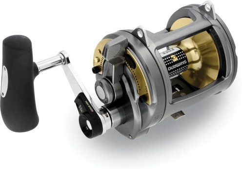 Picture of SHIMANO Tyrnos 50 2 Speed LRS