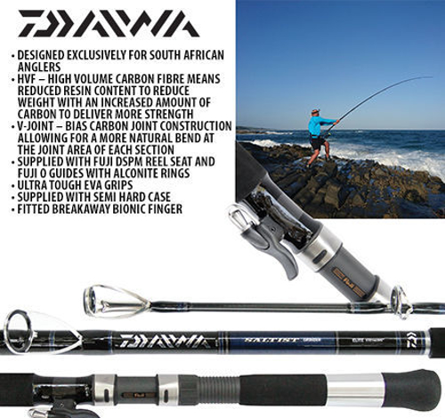 Picture of DAIWA Saltist Grinder Elite 15ft 6-8oz 4pc