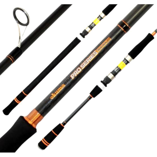 Picture of OKUMA Pro Series Travel 7ft6 3/4-2oz 3pc
