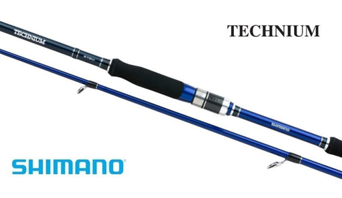 Picture of SHIMANO Technium Spin 8ft6 XXH