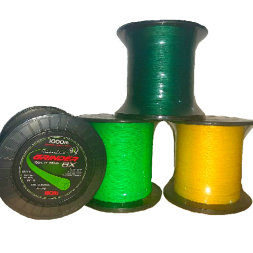 Picture of GRINDER 8X 80lb 1000m Eco Yellow