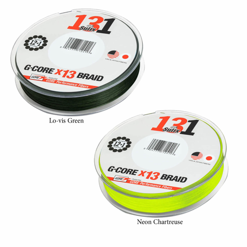 Picture of SUFIX 131 40lb 300Yards Neon Chartreuse