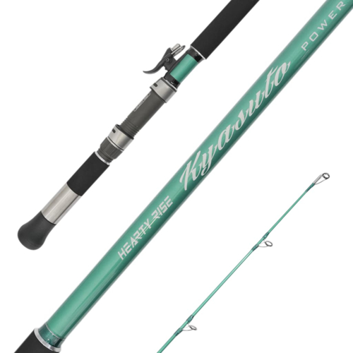 Picture of HEARTY RISE Kyasuto 14ft6 3-5oz Green