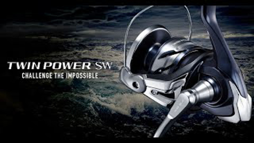Picture of Shimano Twin Power SW C