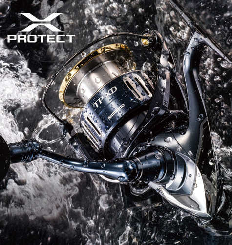 Picture of SHIMANO Twin Power XD A 3000XG