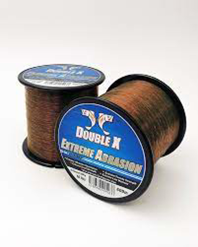 Picture of DOUBLE X Extreme Abrasion 0.45mm 35lb Camo