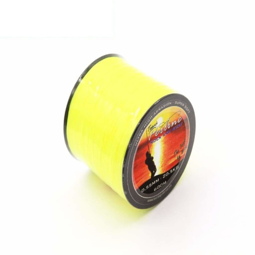 Picture of PERLINE Rock & Surf 0.50mm 18.3kg 450m Yellow