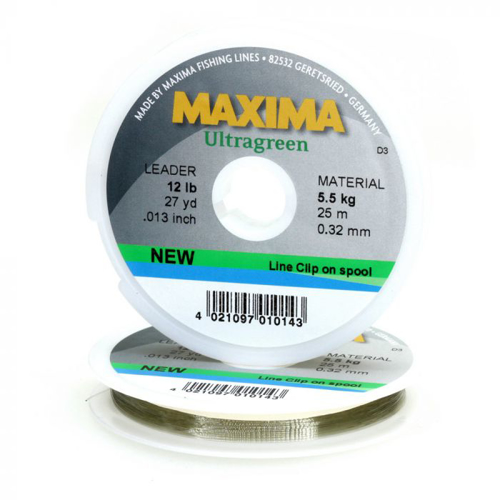 Picture of MAXIMA Ultra Green 18kg 100m