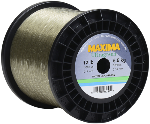 Picture of MAXIMA Ultra Green 18kg 600m