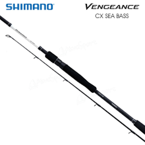 Picture of SHIMANO Vengeance CX Sea Bass 8ft M
