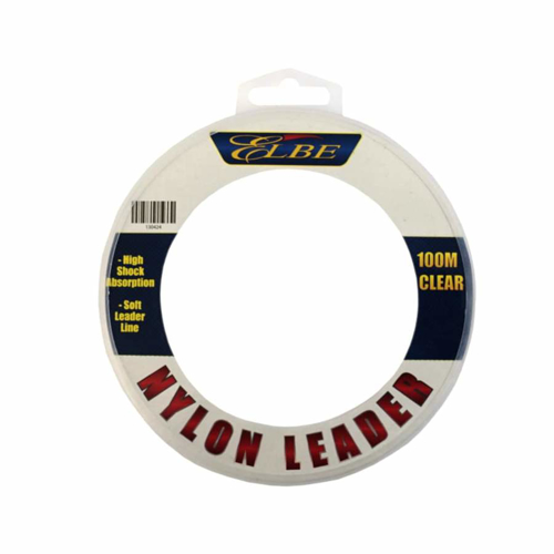 Picture of Elbe Leader 0.90mm 100lb 100m Clear