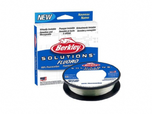 Picture of Berkley Solutions Fluorocarbon 15lb 200yards Clear