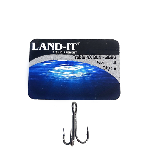 Picture of LAND-IT Treble 4X BLN 2