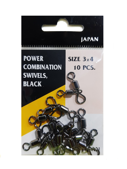 Picture of JAPAN Power Combination Swivel 3X4