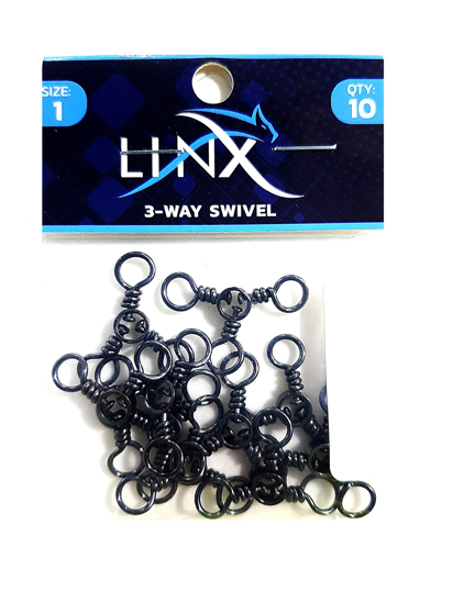 Picture of LINX 3-Way Swivel 1/0