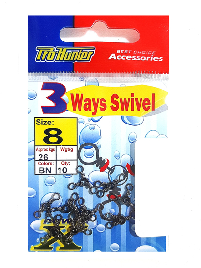 Picture of Pro-Hunter 3-Way Swivel 10