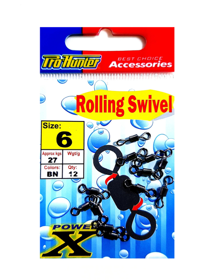 Picture of Pro-Hunter Rolling Swivel