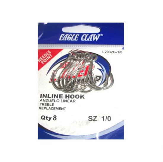 Picture of Eagle Claw Inline 5/0