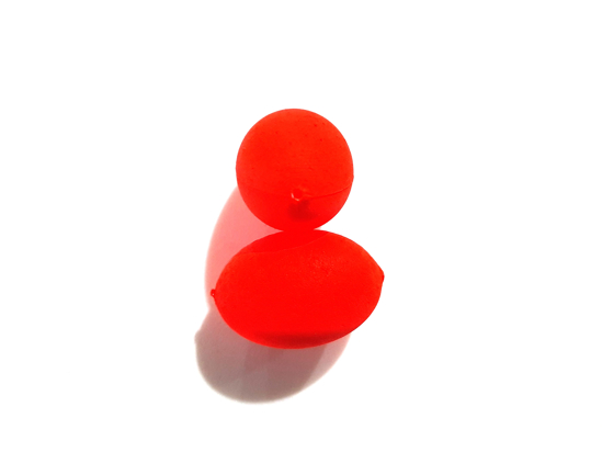 Picture of Adrenalin Oval Trace Float Oval 40x25mm Red