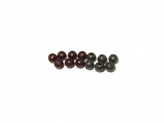 Picture of Docks Beads Soft 6mm Olive Green