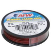 Picture of AFW Bleeding Leader Wire 45lb 9.2m Blood Red