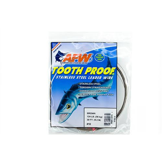 Picture of AFW Tooth Proof