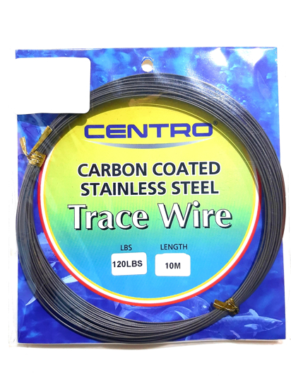 Picture of Centro Carbon Coated Wire 10m 120lb