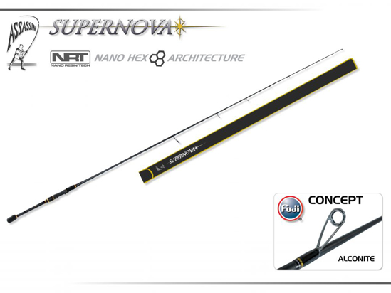 Picture of ASSASSIN Supernova 7ft3 MH 1pc