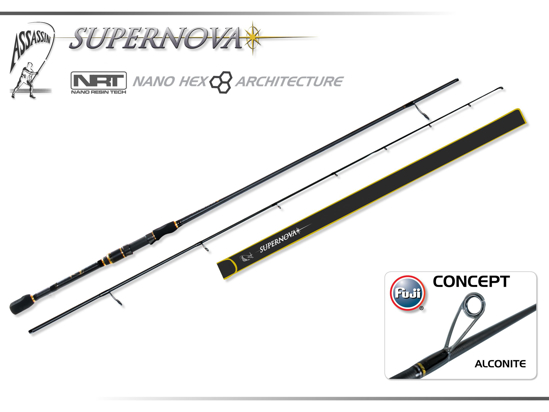 Picture of ASSASSIN Supernova 7ft7 MH 2pc