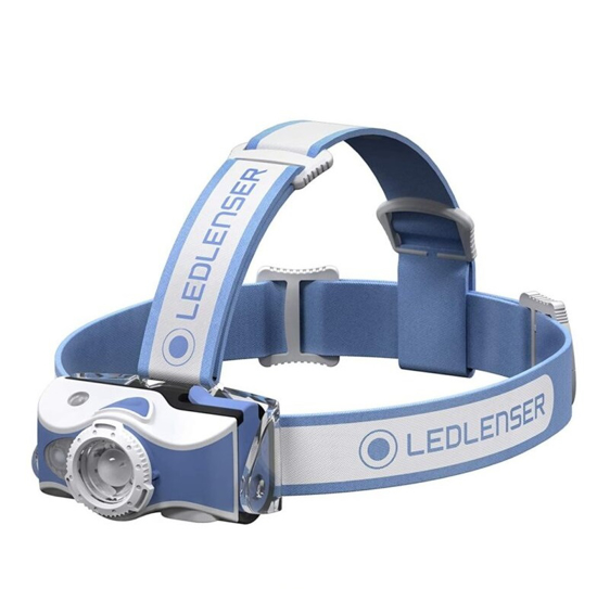 Picture of LEDLENSER MH7 Rechargeable Headlamp Blue/White