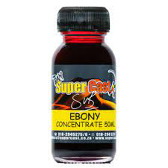 Picture of Super Cast 50ml Concentrate Ebony