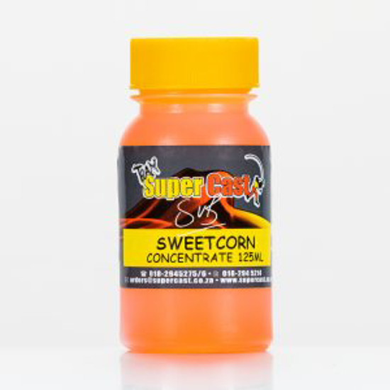 Picture of Super Cast 125ml Concentrate Sweetcorn