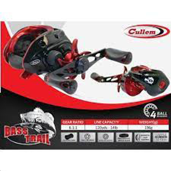 Picture of CULLEM Trail Baitcaster